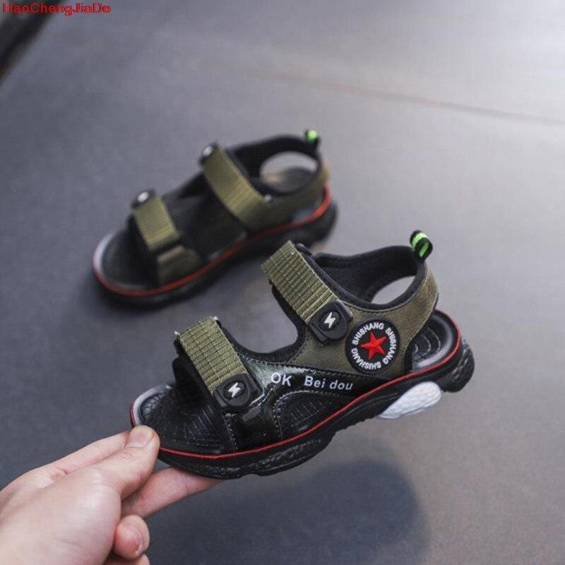 HaoChengJiaDe Ragazzi Sandali di Modo Casual Scarpe Per Bambini Studente di Estate Sandalo Per Bambini Scarpe Da Spiaggia Sandali Dei Ragazzi di Sport Scarpe NuovoHaoChengJiaDe Ragazzi Sandali di Modo Casual Scarpe Per Bambini Studente di Estate Sandalo Per Bambini Scarpe Da Spiaggia Sandali Dei Ragazzi di Sport Scarpe Nuovo