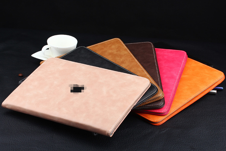 Genuine Leather Case for iPad Mini 1/2/3 7.9Inch Case Flip Retro Stents Dormancy Stand Cover handhold case cover