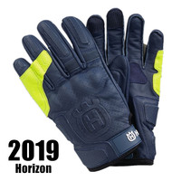New Husqvarna Motorcycle Gloves Top Leather Moto Gloves