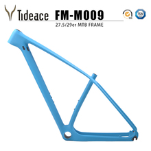 цена на Tideace Mountain carbon Bike Frame 29er MTB Carbon Frame 142*12 or 135*9mm bicycle frame