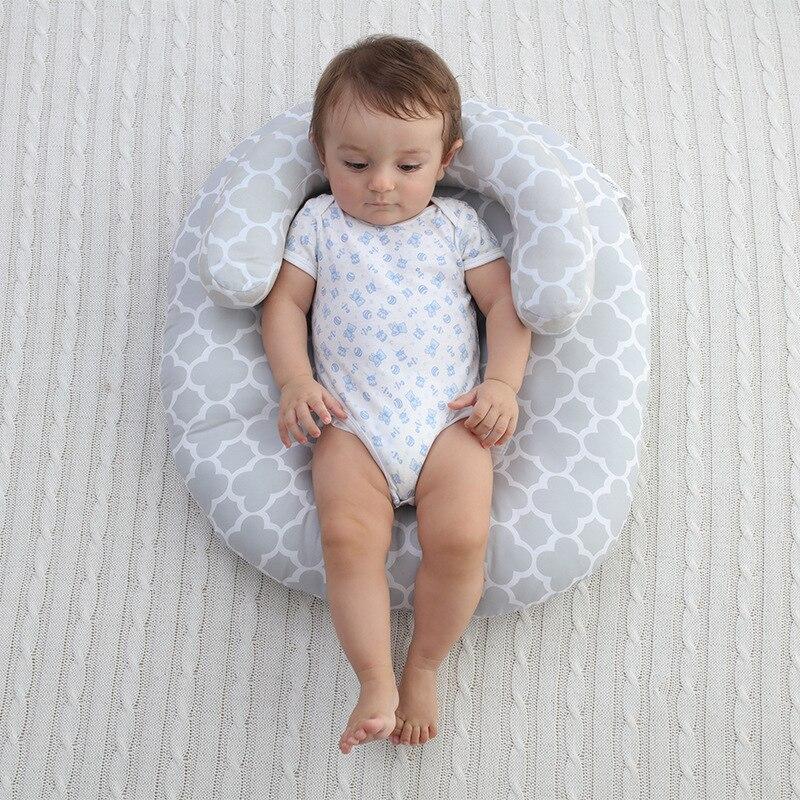 Baby Nursing Pillow Sleeping Pad Multi-function Portable Pillow Travel Anti-mite Milk Nursing Pillow недорго, оригинальная цена
