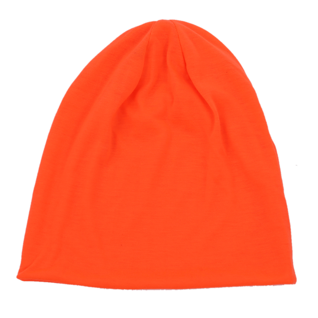 Men Women Beanie Solid Color Hip-hop Slouch Unisex Knitted Cap Hat