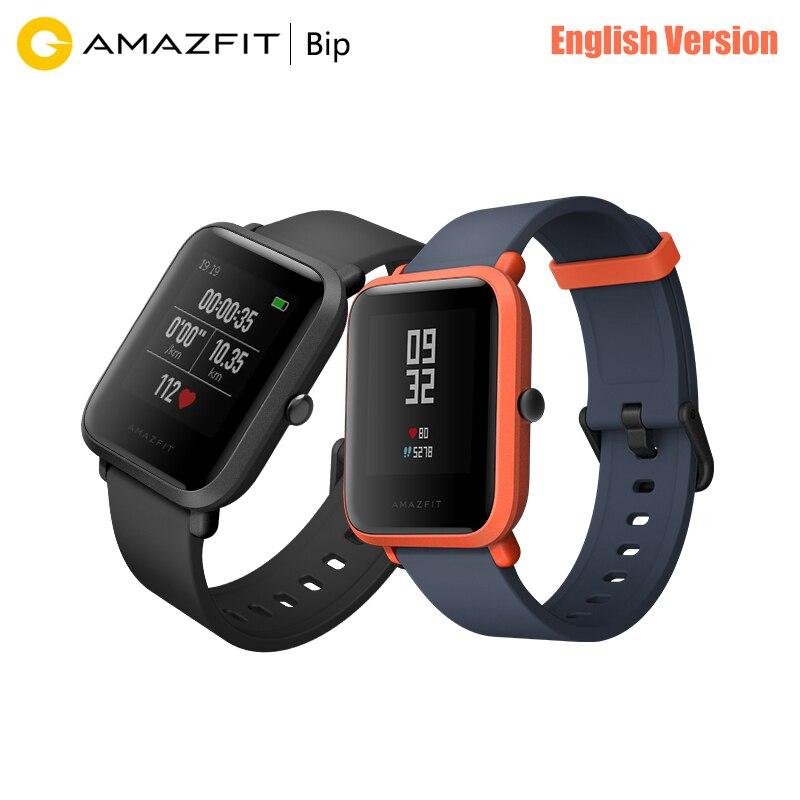 Xiaomi Amazfit Bip Smart Watch Waterproof Ip68 With
