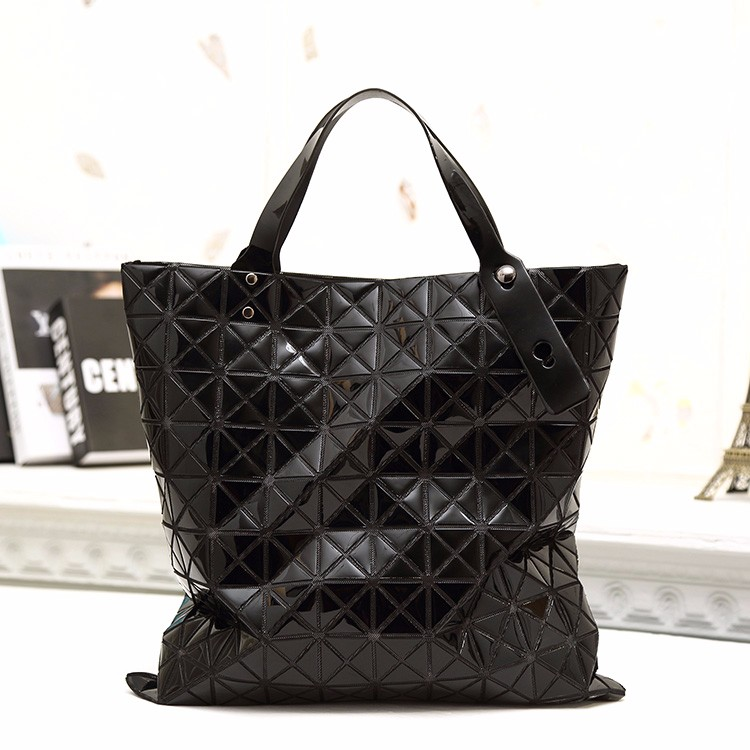 896807e86b Bao bao issey miyake for ISSEY MIYAKE bag geometry folding ...