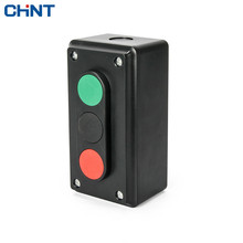 CHINT Stop Control Button NP2-E3001 Up And Down Three Archives Switch Since Reset Red Green Black