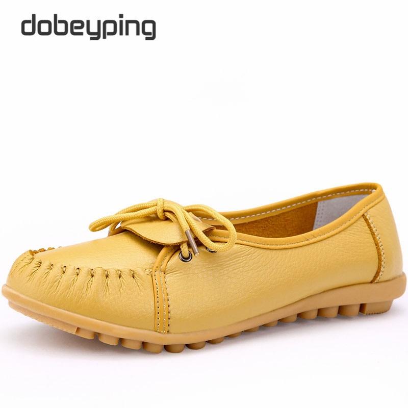 5c8db1b2e 2017 جلد طبيعي المرأة أحذية الدانتيل متابعة إمرأة شق حذاء عارضة لينة الإناث  القيادة أحذية منخفضة الكعب الصلبة الأم المتسكعون