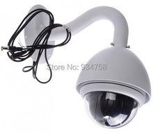 MINI 4 Inch IR-CUT 100X 650TVL SWDR AUTO IRIS PTZ Camera