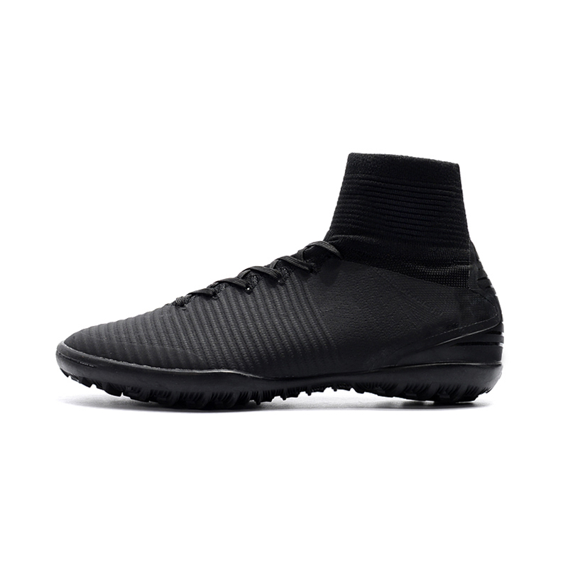 2018 top quality kids soccer shoes mens boys football boots soccer cleats Superfly FG botas de futbol black women dr eagle original superfly football boots man football shoes with ankle soccer boots footbal shoes sock size 38 45 sneakers