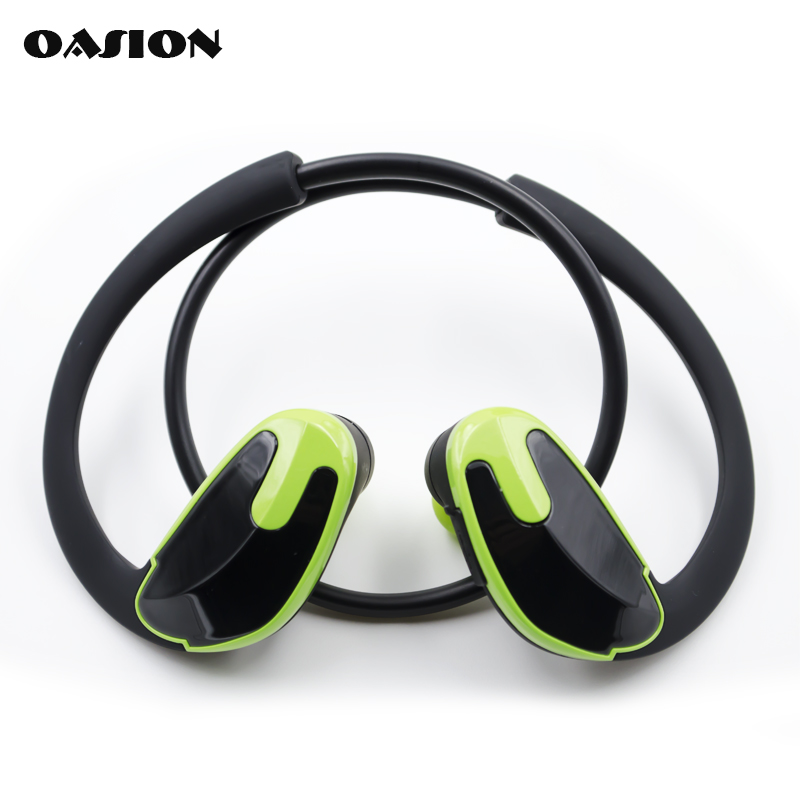 OASION Bluetooth wireless headsets wireless headphones bluetooth earphone for phone sport headphone handsfree earbuds with mic high quality laptops bluetooth earphone for msi gs60 2qd ghost pro 4k notebooks wireless earbuds headsets with mic
