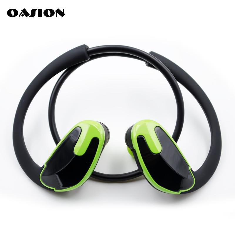 OASION Bluetooth wireless headsets wireless headphones bluetooth earphone for phone sport headphone handsfree earbuds with mic