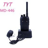TYT MD 446 UHF 5W 7 4V 2000mAh VOX Clock TDMA Digital Mobile Radio DMR