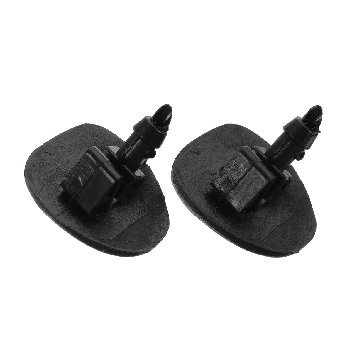 2pcs Car Front Glass Windshield Water Washer Spray Nozzle Scrubber Peugeot 207 Fuse Box For 206 Citroen C2 Accessories In Windscreen Wipers From