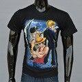 Аниме One Piece Monkey D. луффи Nami Roronoa Зоро Тони Чоппер Мультфильм 3D Печать футболка Забавный Новый Летний Случайный Человек Футболку