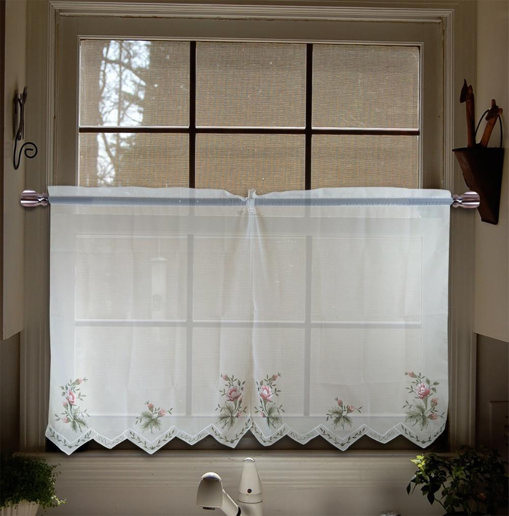 Nett Küchenfenster Volants Zeitgenössisch - Küche Set Ideen ...