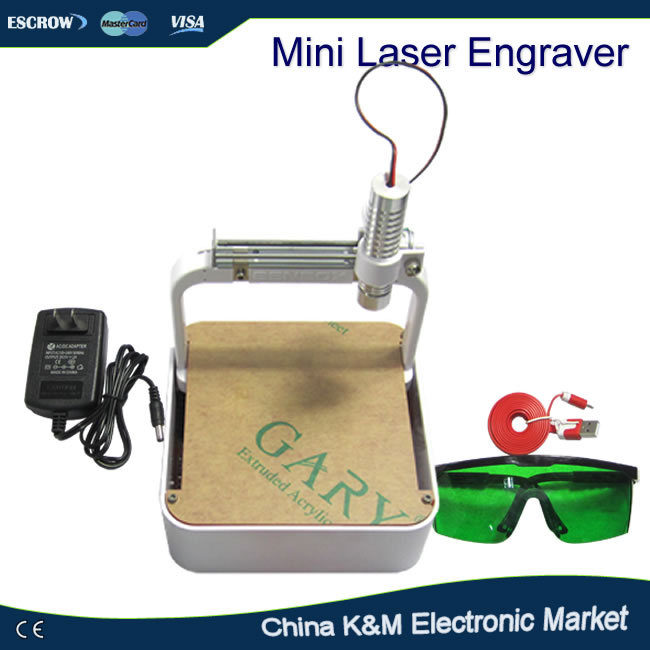 Hot Sell 250MW power laser router DIY laser engraver machine Mini laser engraving machine hot hot chinese and cost effective laser machine 600x900mm unich stone laser engraving machine