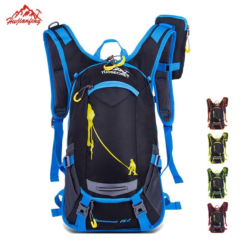 Waterproof Bicycle Backpack MTB Mountain Bike Water Bag Men's Women  Nylon Cycling Hiking Camping Running Hydration Backpack