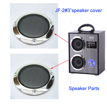 Multi Color 3inch Speaker Grill Covers,Plastic Speaker Parts,Wholesale Speaker Component Free Shipping