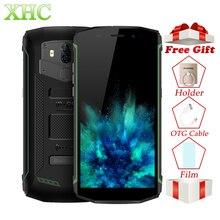 4G Blackview BV5800 Pro 5,5 »2 ГБ 16 ГБ смартфонов IP68 Android8.1 4 ядра 13MP NFC OTG Беспроводной зарядки Dual SIM мобильных телефонов
