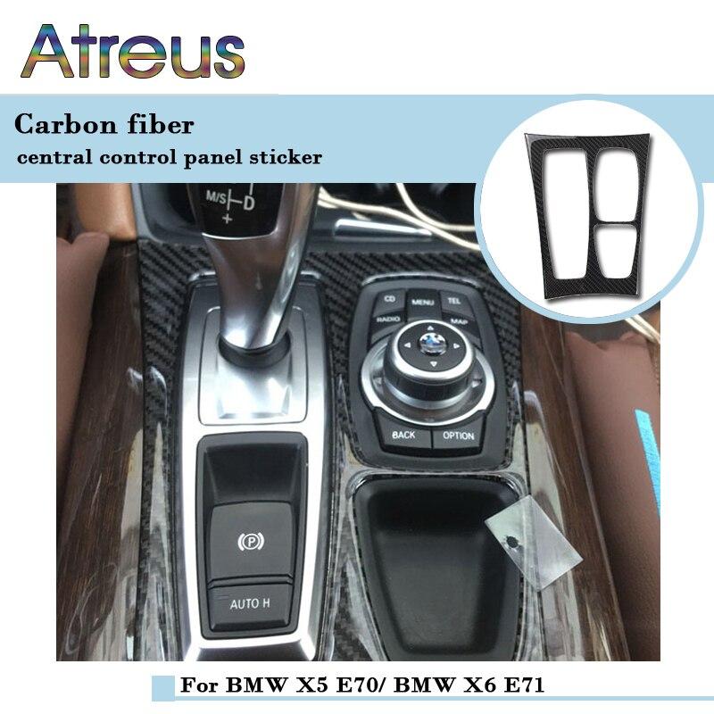 2013 Bmw X6 Interior: For BMW X5 E70 2008 2013 BMW X6 E71 2009 2014 Carbon Fiber