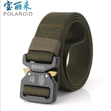 Tactical Belt ENNIU Nylon Outdoor Sports 3.8cm Military Adjustable with Metal Buckle Hunting Accessories