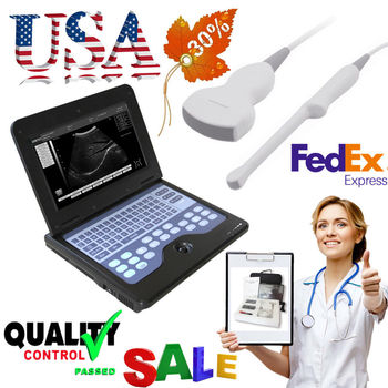 FDA 2018 CONTEC Human Use Portable  Digital Machine 2 probes Free Shipping 1