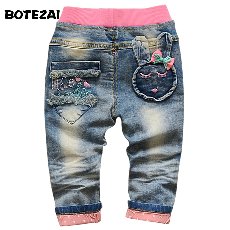 2017 Hot Sale Children's Denim Jeans Spring/Autumn Kids ...