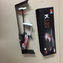 XK K120 Shuttle BNF ( without Remote Conbtrol , charger, battery ) 6CH RC Helicopter  2.4GHz with Brushless Motor 3D6G System