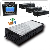 Mobile Control 270W Dsuny Full Spectrum WIFI Aquarium LED Lighting Dimmable Coral SPS LPS Marine Reef