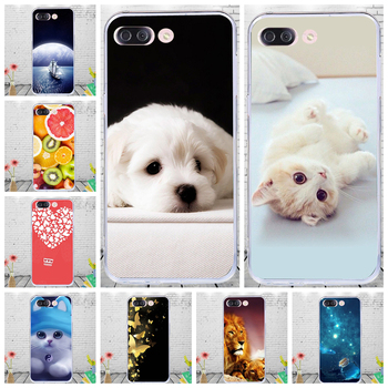CALROVTE Soft TPU Case For Asus Zenfone 4Max ZC520KL Silicone Cover for Asus Zenfone 4 Max ZC520KL ZC520 KL X00HD Animal Cases image