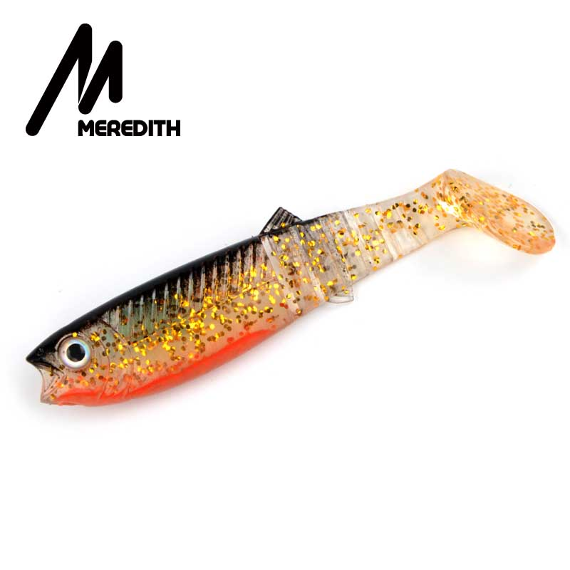 MEREDITH 50PCS 10.5g 10cm Lures Fishing Lures soft Fishing Baits Cannibal Soft Lures Shads Fishing Fish JX62-10 super value 101pcs almighty fishing lures kit with mixed hard lures and soft baits minnow lures accessories box