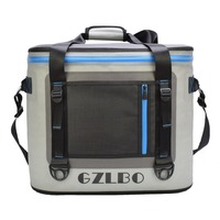 GZL 35 Cans Cooler Bag Waterproof Lunch Picnic Bag