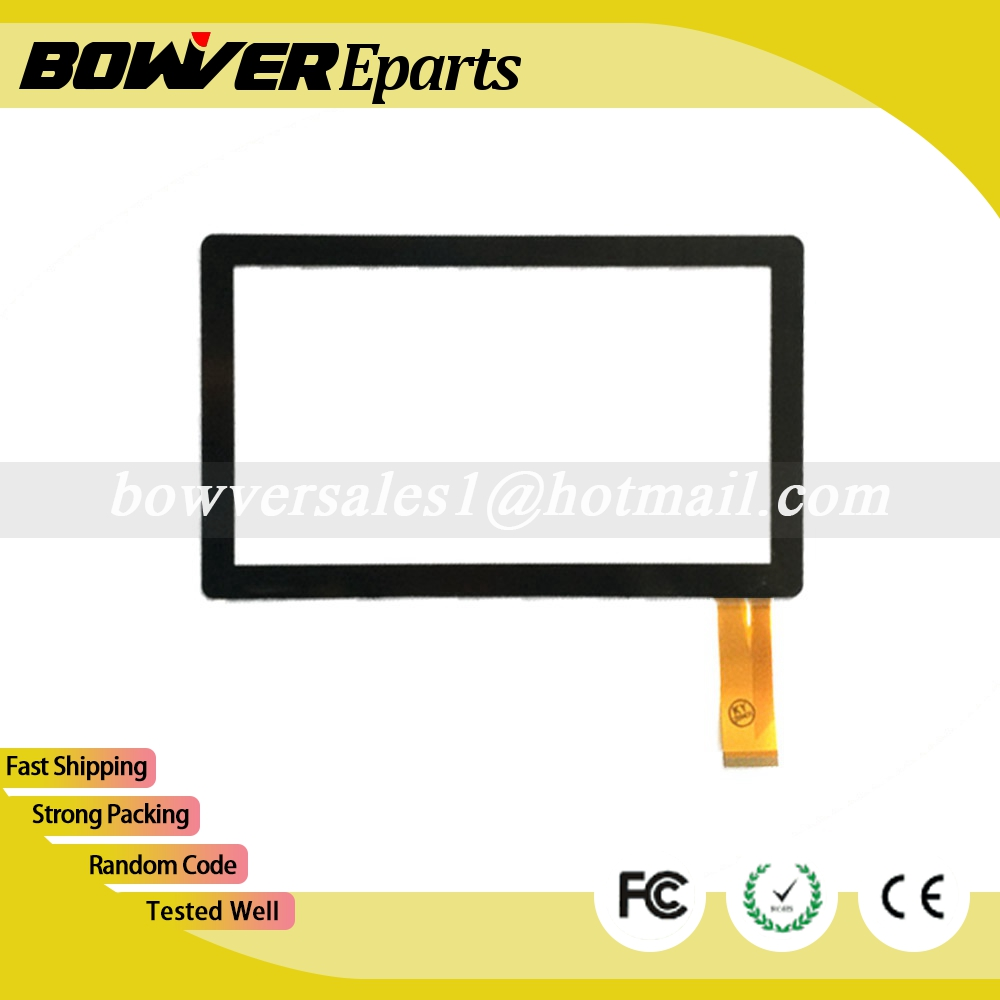 A+  New 7 Supra M722 TABLET Capacitive Touch Screen panel Digitizer Glass Sensor replacement new for 7 supra m722 tablet touch screen digitizer panel sensor glass replacement free shipping