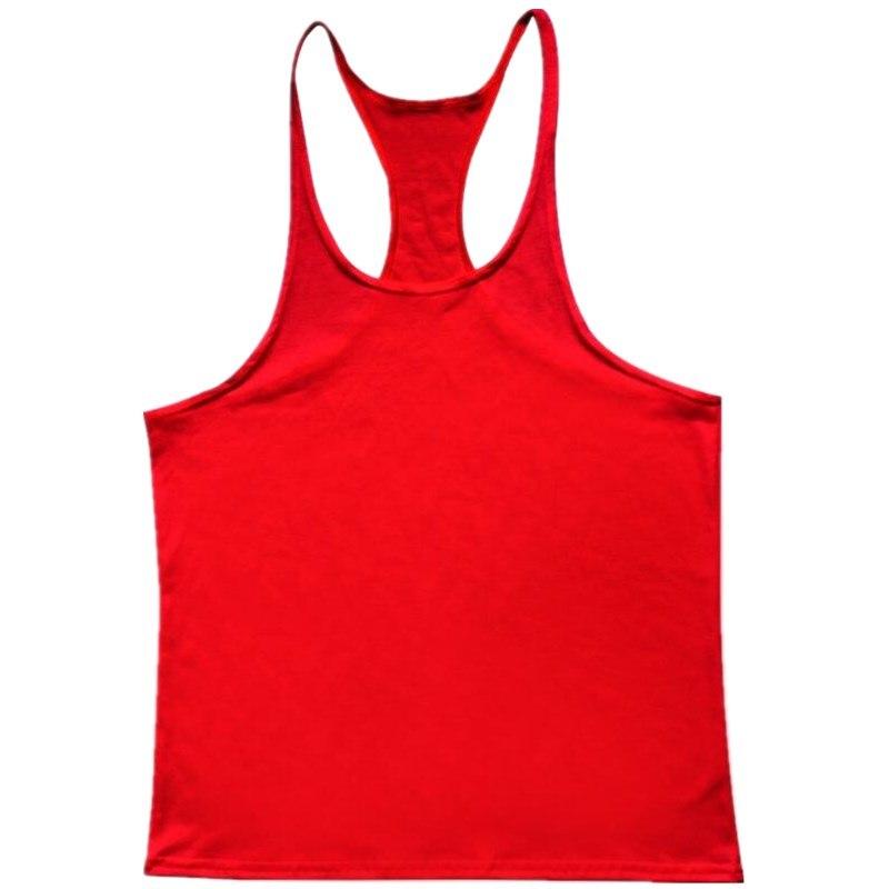 Fitness summer 2017 cotton golds tank top men sleeveless for Mens sleeveless denim shirt wholesale