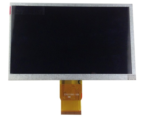 7 165*100MM 50pin LCD matrix display For Bravis NP72  Screen Display TABLET pc replacement Parts Free Shipping сенсорная панель other 7 4 165x100mm 165 100 165 100mm