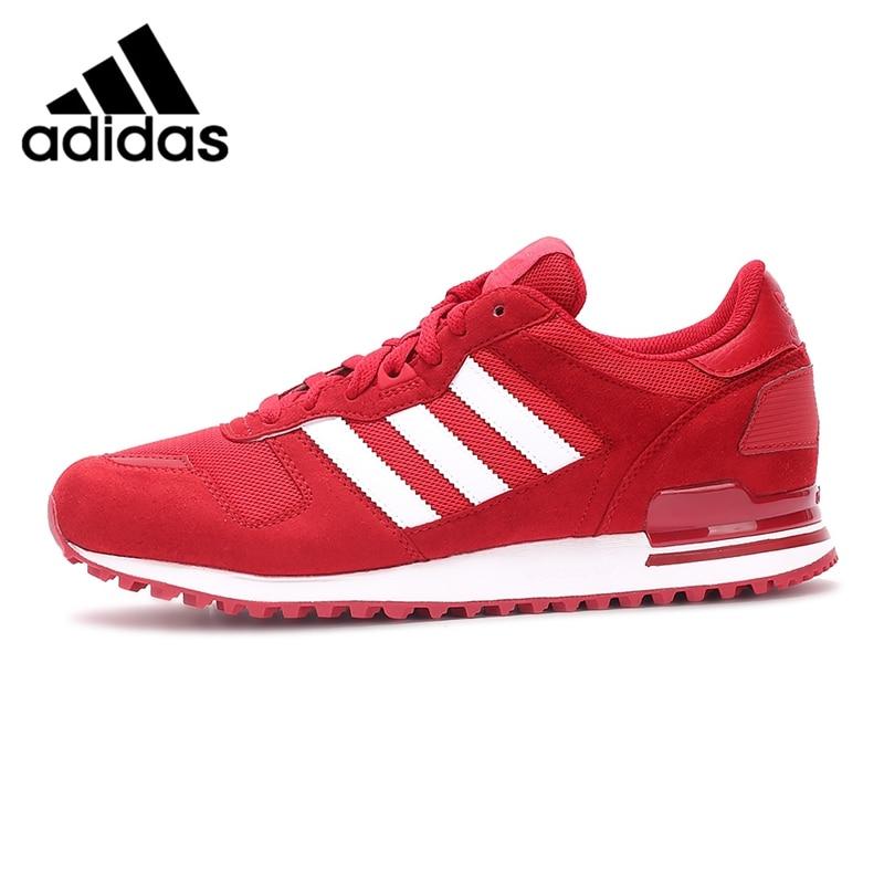 Prix pour Original Nouvelle Arrivée Adidas Originals ZX 700 Hommes de Planche À Roulettes Chaussures Sneakers