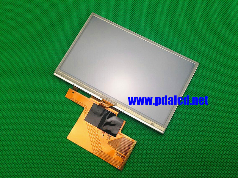 Skylarpu 5- inch For TomTom XXL N14644 Canada 310 GPS Nnavigation LCD  display screen + touch screen digitizer Free shipping