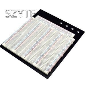 Image 2 - 3220 Hole Point Solderless Breadboard Welding Free Circuit Test Board ZY 208  MB 102 Breadboard