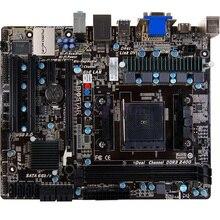 Новый оригинальный материнская плата для Biostar Привет-fi A88S3E Socket FM2/FM2 + A10 процессора DDR3 Для A8-7650K USB3.0 A88 Материнская Плата бесплатная доставка