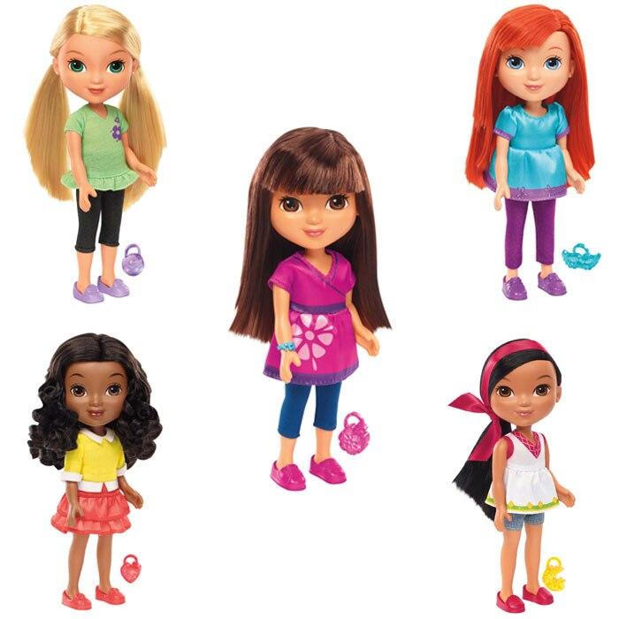 Online Get Cheap Plastic Dora Doll -Aliexpress.com ...