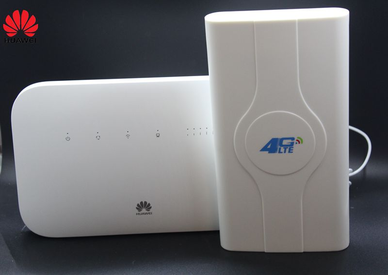 Unlocked Huawei B612 B612s-25d with Antenna 4G LTE Cat.6 300Mbs CPE Router 4G wireless router PK B310,B315,B593,E5186 and so on huawei b593s 12 b593 3g 4g wireless router 4g cpe mifi dongle lte 4g wifi router fdd all band pk e5172 e5186 b683 b890 b315