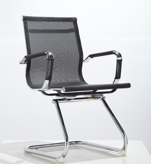 Clic Style Simple Fashion Stainless Steel Office Chairs Conference Chair Five Brain Parlor 110w Meeting