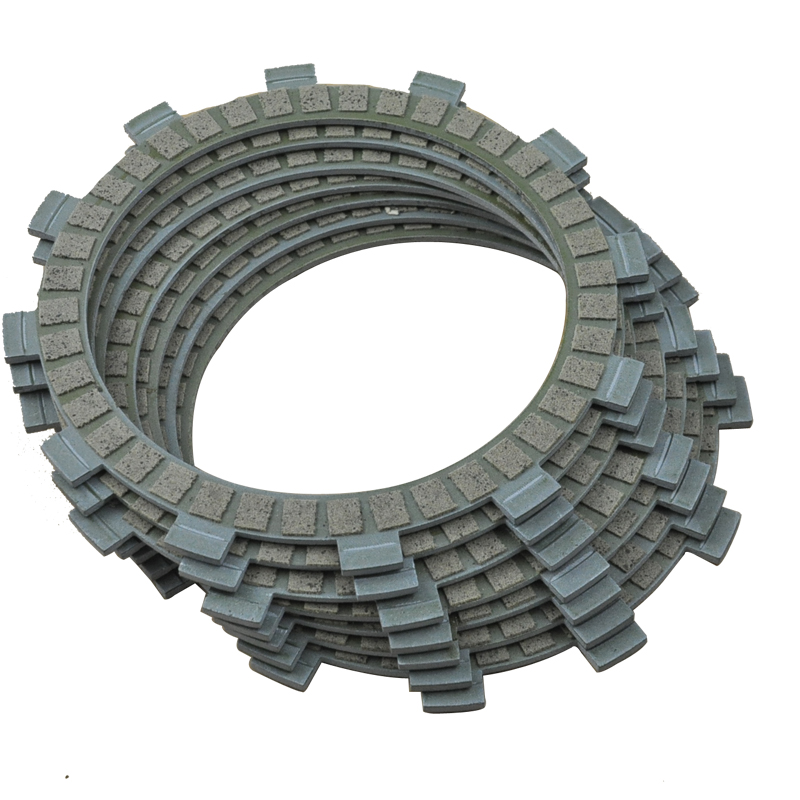 7pc For KDX125 KDX200 KL250 KLX250 KLX300 LX250L KLX250S KLX250SF KLX250R Motorcycle Engine Friction Clutch Plate Motorbike Part7pc For KDX125 KDX200 KL250 KLX250 KLX300 LX250L KLX250S KLX250SF KLX250R Motorcycle Engine Friction Clutch Plate Motorbike Part