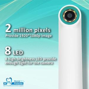 Image 2 - Caméra dentaire orale WiFi HD USB sans fil, appareil de dentiste avec Endoscope intra oral lumière LED, Inspection vidéo en temps réel, blanchiment des dents