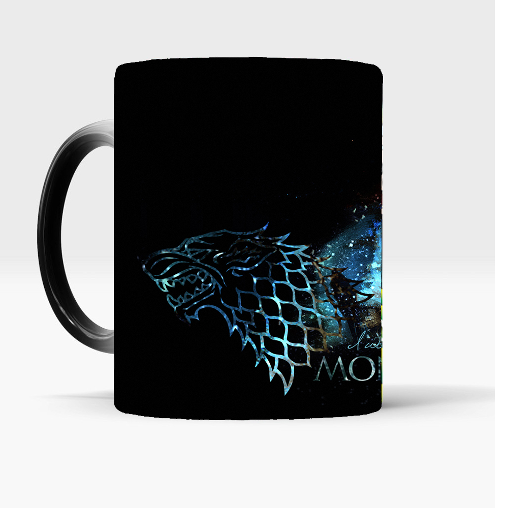 Color Changing Mug Game Of Thrones 8