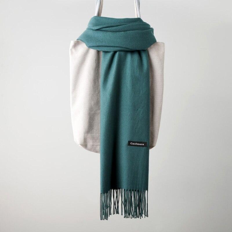 2018 marque de luxe écharpe en cachemire femme écharpe hiver femmes laine  écharpe femmes foulard châle d11a4e774f3