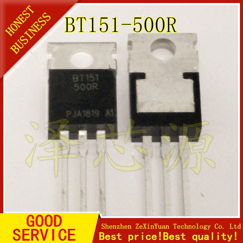 BT151-500C  WEEN  Thyristor 500V 7,5A 12A 2mA TO220  NEW 1 pc