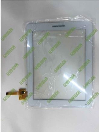 Novo original de 8 polegada tablet tela de toque capacitivo RS8F395_V1.1 frete grátis