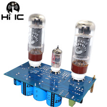 10W+10W EL34 Single ended Class A Stereo Amplifier Tube Amplifier Board DIY Kit