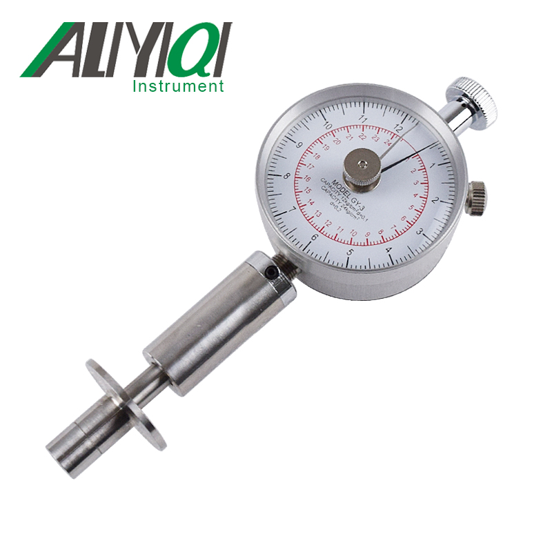 GY 3 Fruit Sclerometer Fruit Durometer Hardness tester
