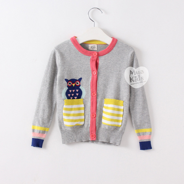 1341ff0b8c4f winter knitted sweater girl 2018 new baby girl cardigan long sleeve ...